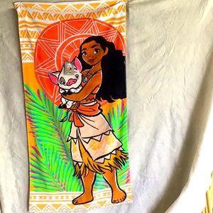 Disney, beach towel